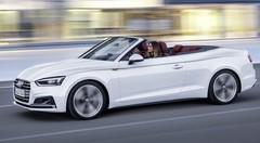 Prix toujours corsés pour la nouvelle Audi A5 Cabriolet