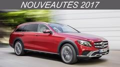 Nouveautés 2017 - Breaks: la Classe E All-Terrain chasse l'A6 Allroad