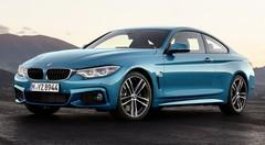 La BMW Série 4 se refait une beauté pour 2017