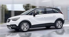 Opel Crossland X : famille recomposée