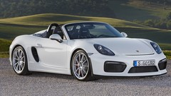 Essai Porsche Boxster Spyder