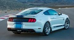 Shelby célèbre les 50 ans de la Mustang Super Snake