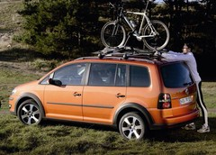 VW Cross Touran : un air de campagne