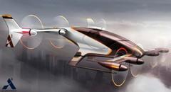 Airbus travaille (sérieusement) sur la voiture volante