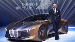 Le chef du design de BMW s'en va