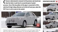 Voici le futur SUV de DS