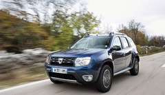Le Dacia Duster 7 places appelé Grand Duster ?