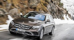 Essai Mercedes Classe E All-Terrain : Piste à suivre