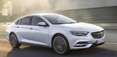 Opel Insignia 2017 : appelez-la Grand Sport