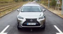 Essai Lexus NX 300h : La carte du style