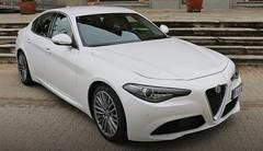 L'Alfa Romeo Giulia a été élue plus belle voiture de l'année 2016