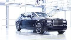 La Rolls-Royce Phantom VII (2003-2017) tire sa révérence