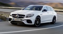 Mercedes-AMG E 63 Estate : pour drifter en société