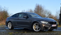 Essai BMW M4 Competition : Superlative