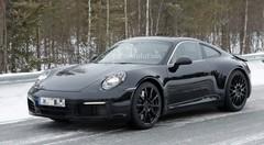 La future Porsche 911 se montre pour la première fois