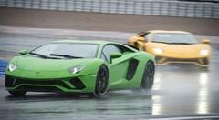 Essai Lamborghini Aventador S : Sauvée des eaux