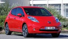 Nissan Leaf 2017 : prix en baisse et nouvelle gamme