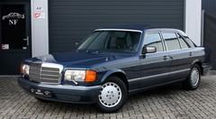 Marche arrière : La Mercedes-Benz 560SEL W126