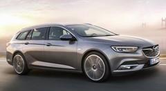 Opel Insignia Sports Tourer (2017) : premières photos officielles