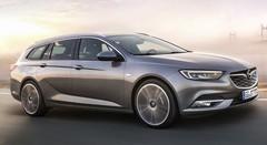 Opel Insignia Sports Tourer 2 2017 : Opération gros volume pour le grand break Opel