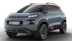 Le C-Aircross Concept annonce le futur SUV Citroën C3 Aircross