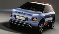 Citroën C-Aircross Concept : Caradisiac vous dévoile tous ses secrets