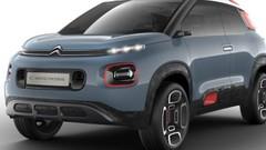 Citroën C-Aircross Concept : futur C3 Aircross