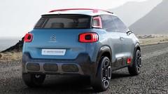 Citroën C-Aircross : Le C3 en mode Crossover Urbain