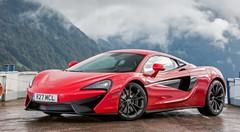 Essai McLaren 540C 2017 : bienvenue au club