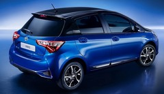Toyota Yaris 2017 : infos et photos de la nouvelle Yaris restylée