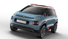 C-Aircross Concept : la vision du SUV urbain par Citroën