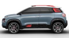 Citroen C-Aircross Concept 2017 : Le C3 Aircross en approche par un concept