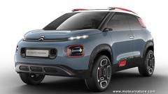 Citroën C-Aircross Concept : SUV plutôt que MPV pour le prochain C3 Picasso