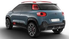 Citroën C-Cross Concept : la C3 se prend pour un SUV