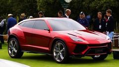 Lamborghini : la production du SUV débutera en avril