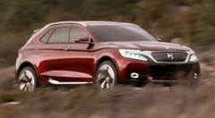 Le prochain SUV DS se promène sans camouflage !