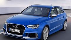 L'Audi RS3 Sportback fait son retour en 2017