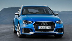 Audi RS3 Sportback : la barre des 400 chevaux !