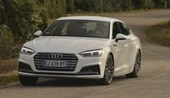 Essai Audi A5 Sportback TDI 190 ch : cadre dynamique