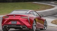 Une future Lexus LC F dans les cartons