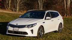Essai Kia Optima Sportswagon 2.0 T-GDi GT Automatique : Un must en devenir