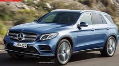 Le future Mercedes GLE se prépare pour 2018