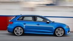 Audi RS3 Sportback 2017 : 400 ch !