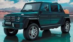 Mercedes-Maybach G 650 Landaulet : le 4x4 le plus cher au monde