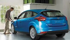 Ford Focus électrique : plus d'autonomie
