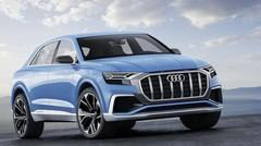 Audi : Un Q8 ultra-sportif pour Genève 2017