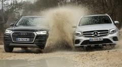 Essai : L'Audi Q5 défie le Mercedes GLC
