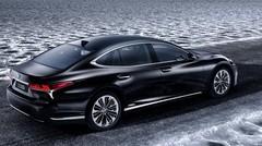 Lexus LS 500h 2017 : La limousine hybride ls 500h se révèle pour genève