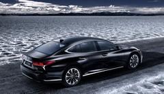 Lexus LS500h : La limousine full hybrid