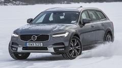 Essai Volvo V90 Cross Country: Sur terre, sur neige et retour !